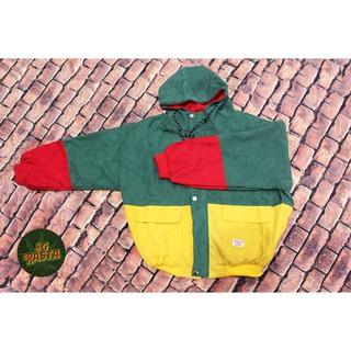 Jacket – Áo khoác Rasta