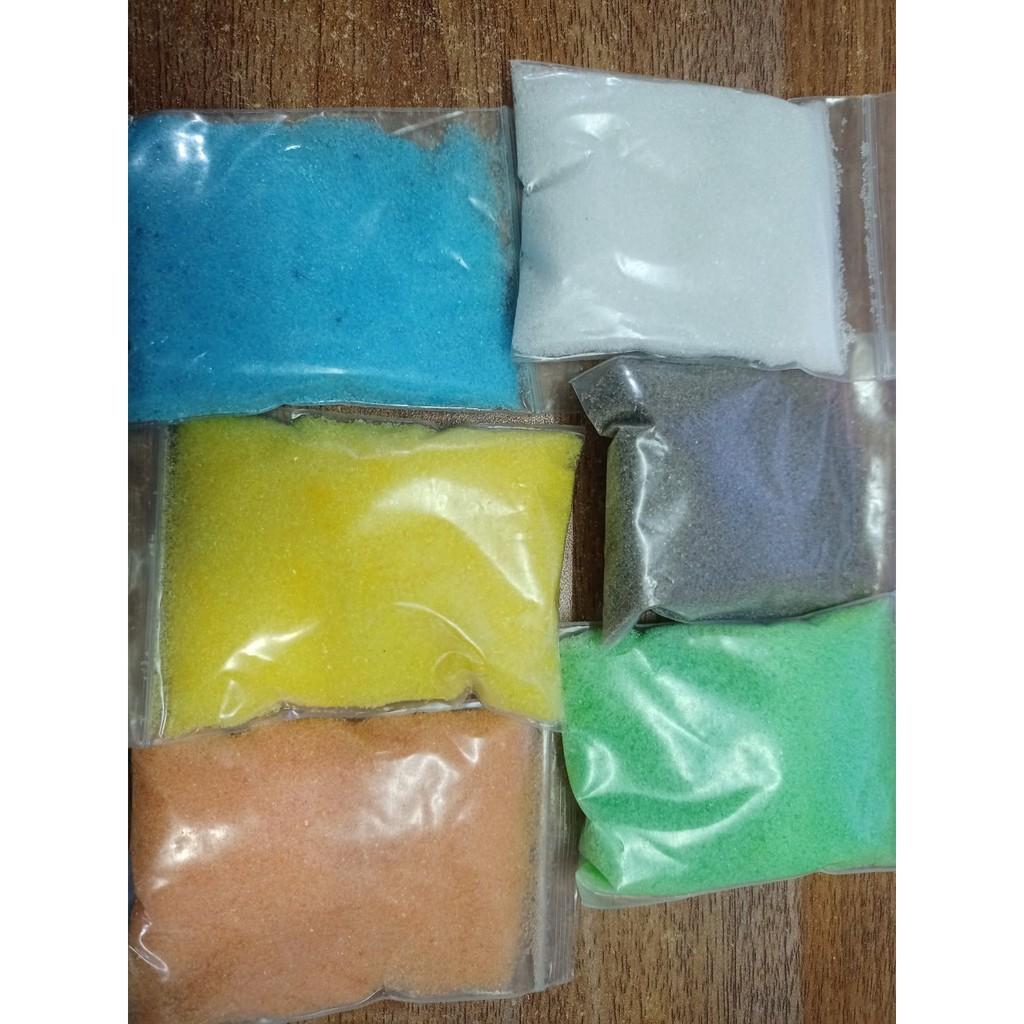 500 gam KH2PO4 KDP làm tinh thể kèm màu tùy chọn