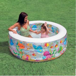Bể bơi phao tròn 152x56 cm INTEX 58480
