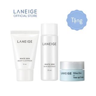 [HB Gift] Bộ 3 dưỡng trắng da White Dew Laneige thumbnail