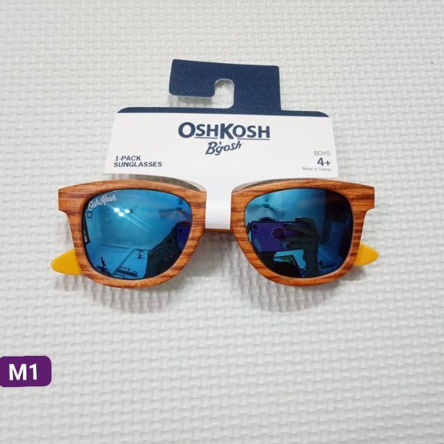 Kính trẻ em Oskosh từ 4-6 tuổi xách tay Mỹ, hàng chuẩn auth, có mail mua hàng chính hãng