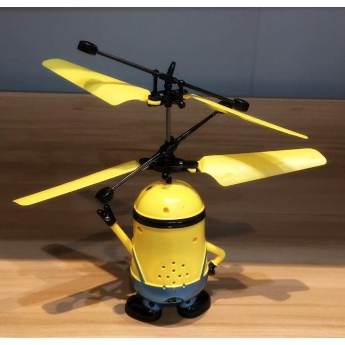 Máy bay Minion cảm ứng siêu hot - Giá cực rẻ