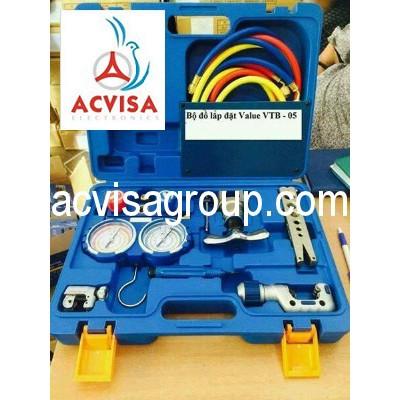Bộ dụng cụ lắp đặt, sửa chữa, bảo dưỡng điều hòa, tủ lạnh Value VTB - 05 - 3110077 , 630196738 , 322_630196738 , 2300000 , Bo-dung-cu-lap-dat-sua-chua-bao-duong-dieu-hoa-tu-lanh-Value-VTB-05-322_630196738 , shopee.vn , Bộ dụng cụ lắp đặt, sửa chữa, bảo dưỡng điều hòa, tủ lạnh Value VTB - 05