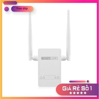 Bộ Kích Sóng Wifi Totolink EX200 [FREESHIP] - Bản 2021 - Bảo Hành 1 Tháng, Lỗi 1 Đổi 1 - Hàng Nhập Khẩu Chính Hãng thumbnail