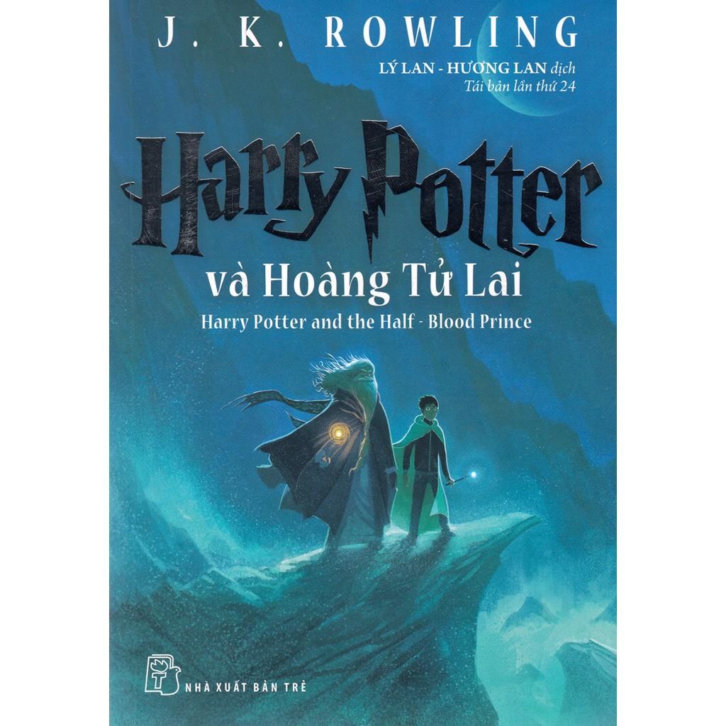 [ Sách ] Harry Potter Và Hoàng Tử Lai - Tập 06