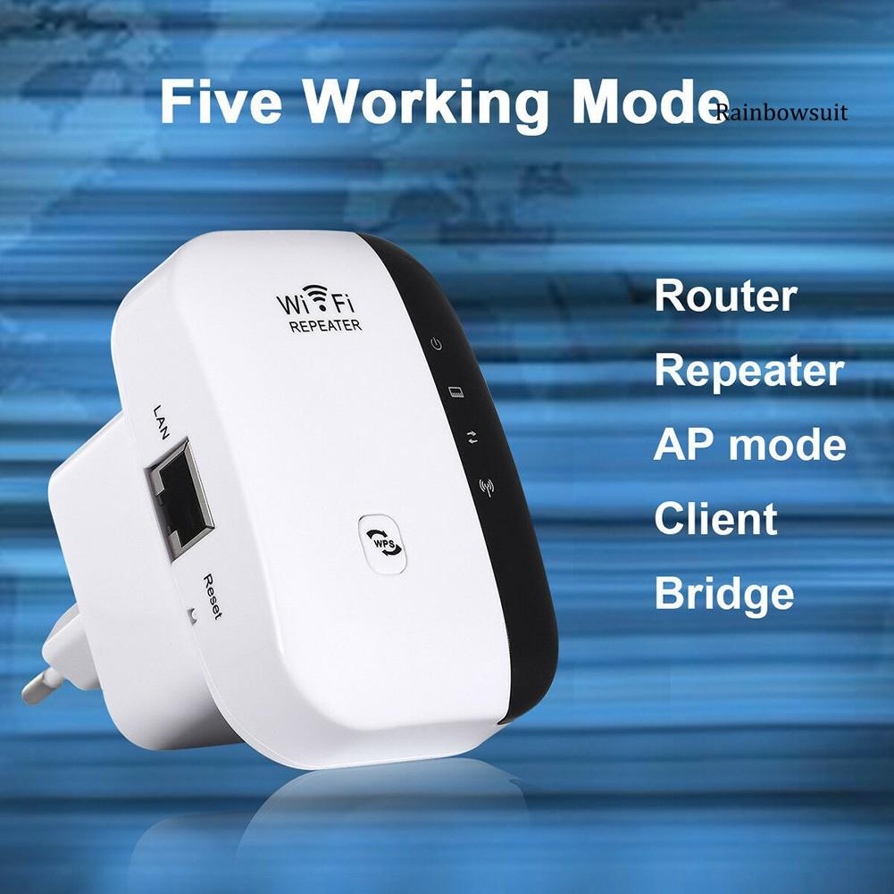 Thiết Bị Khuếch Đại Sóng Wifi Rb-300Mbps 802.11 N Ap