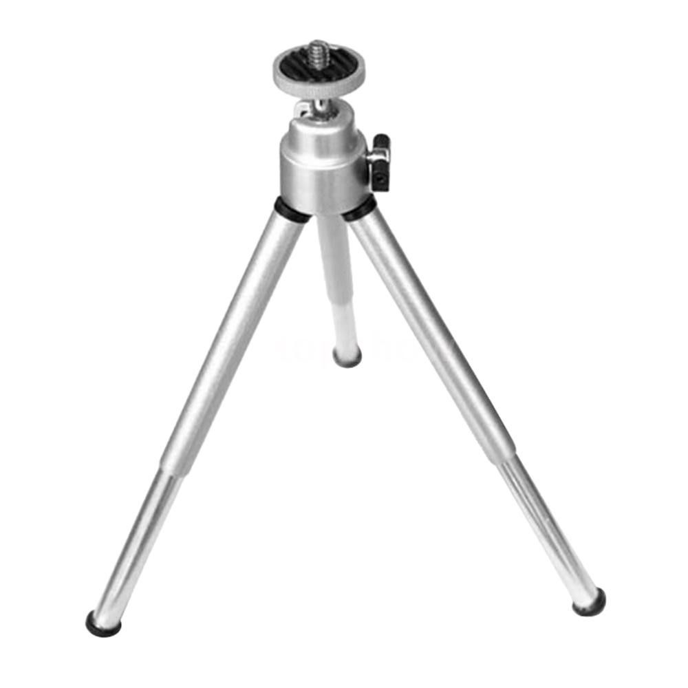 Tsm★Mini Flexible Projector Tripod Stand Bracket Mini Projector Aluminum Alloy H