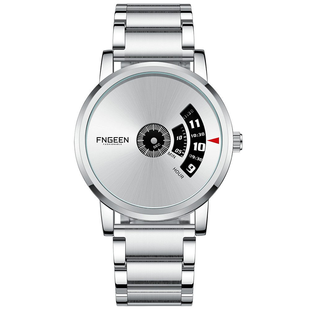 Đồng hồ nam chính hãng FNGEEN tuyệt đẹp,chạy dọc , kiểu dáng thời trang lịch lãm (MÃ: FN101)