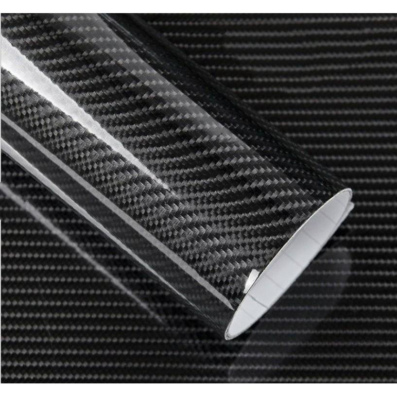 Miếng dán Sợi carbon 5D cao cấp chống trầy xước 50x200cm
