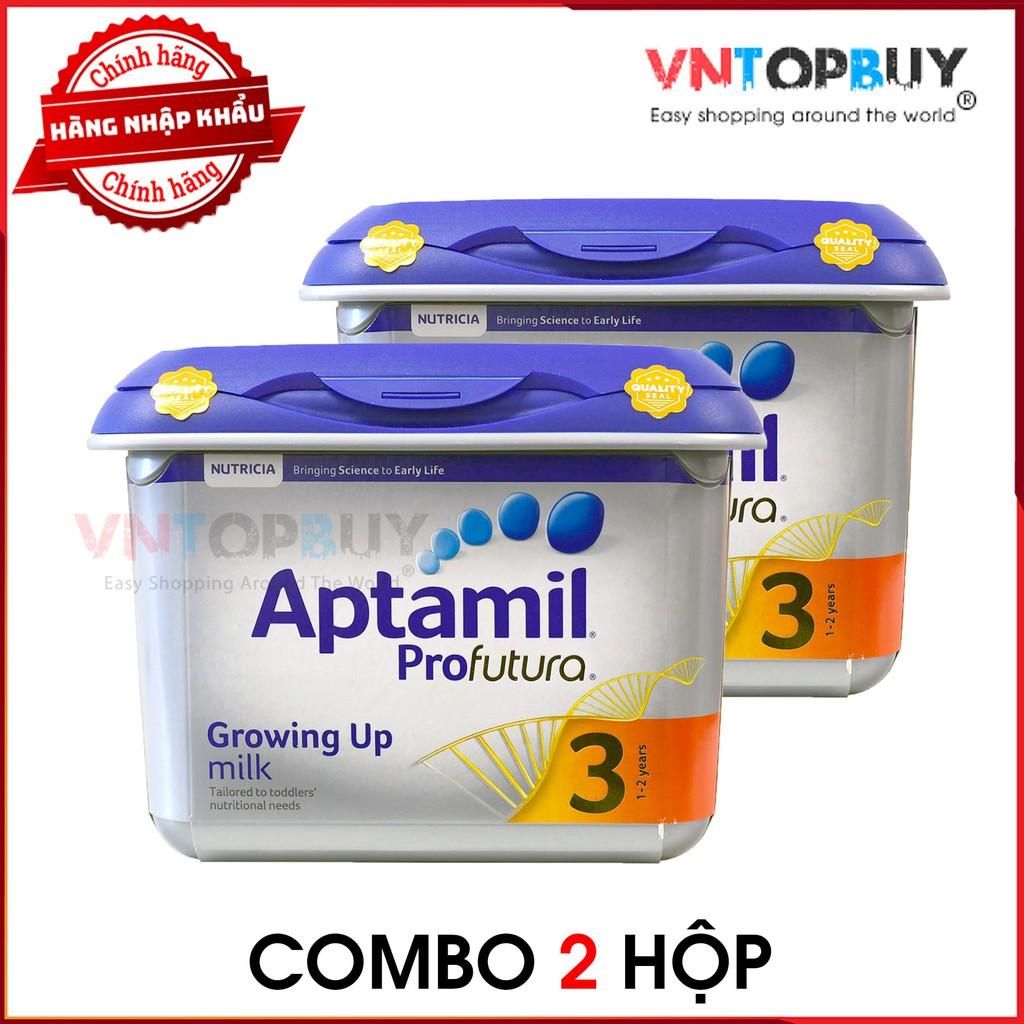 Combo 2 Sữa Aptamil 3 nội địa Anh NHẬP CHÍNH HÃNG UK Sữa bột số 3 tốt cho trẻ từ 1-2 tuổi công thức sữa non - 14434371 , 1357051218 , 322_1357051218 , 2500000 , Combo-2-Sua-Aptamil-3-noi-dia-Anh-NHAP-CHINH-HANG-UK-Sua-bot-so-3-tot-cho-tre-tu-1-2-tuoi-cong-thuc-sua-non-322_1357051218 , shopee.vn , Combo 2 Sữa Aptamil 3 nội địa Anh NHẬP CHÍNH HÃNG UK Sữa bột s