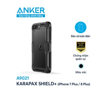 Ốp Lưng ANKER KARAPAX Shield+ cho iPhone 7 Plus 8 Plus - A9021 thumbnail