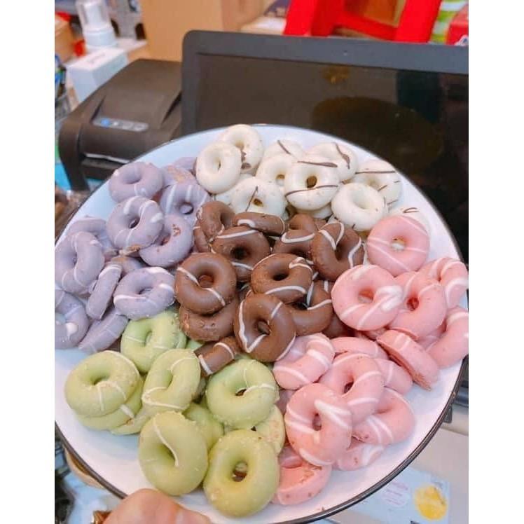 [ 1 Hủ 138g ] Bánh Nấm / Bánh Que / Bánh Donut Phủ Kem Đủ 5 Vị Bodis Đài Loan - DING DING FOOD