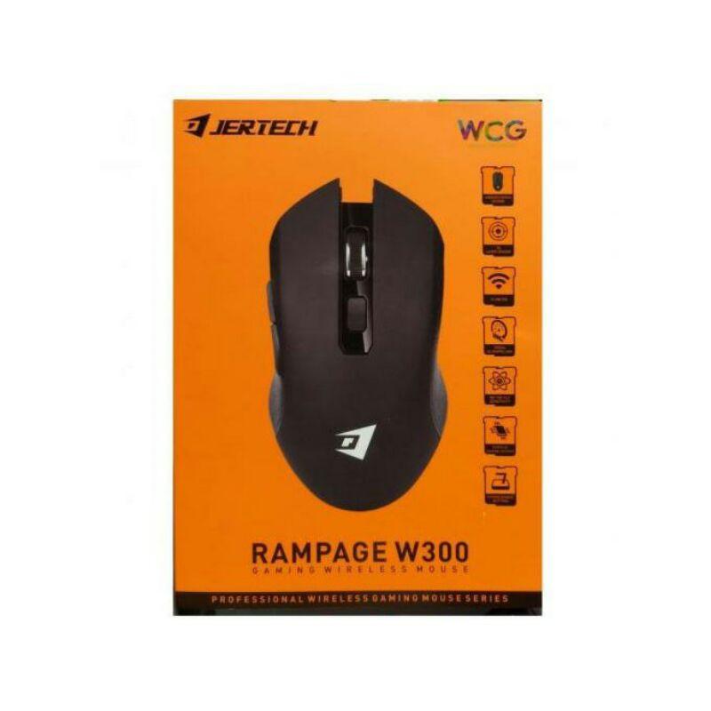 Chuột Không Dây Chuyên Game Jertech Rampage W300