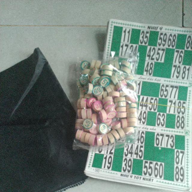 Bộ trò chơi loto