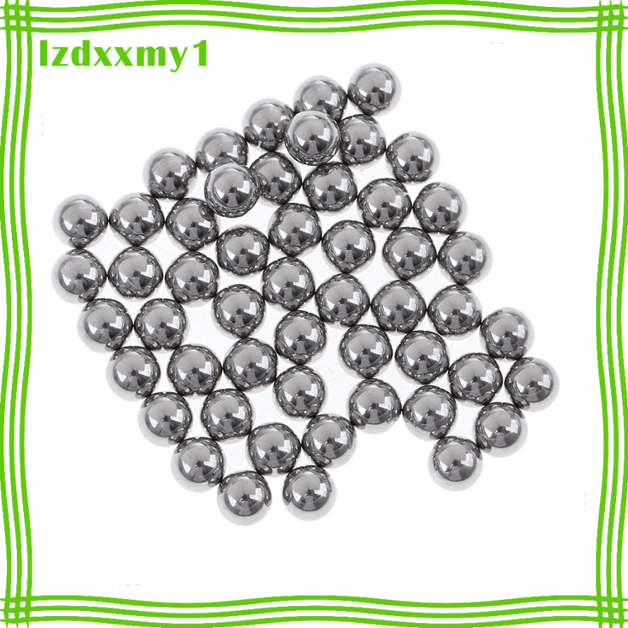 Kiddy 45pcs USTAR Paint Mixing Special Steel Ball Stainless Steel Shaking Paints