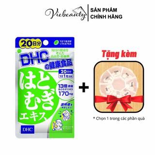 Viên uống Trắng da DHC Nhật Bản Adlay Extract - Viebeauty thumbnail