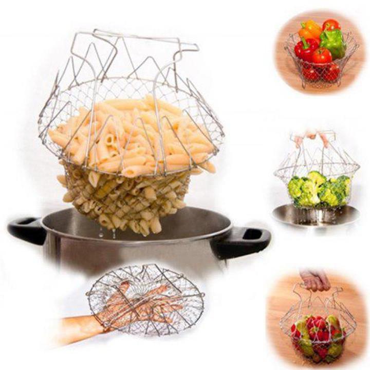 Rổ nhúng thông minh Chef Basket - 2980252 , 362810436 , 322_362810436 , 49000 , Ro-nhung-thong-minh-Chef-Basket-322_362810436 , shopee.vn , Rổ nhúng thông minh Chef Basket