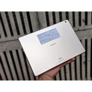 Máy tính bảng D01K DOCOMO DTAB D01K Wifi+ 4G Màn 10.1 FullHD+, Ram 3GB, đầy đủ tiếng việt Camera 12MP