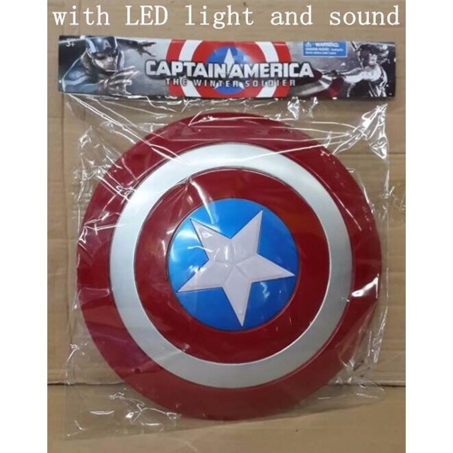 [ GIÁ SOCK ] Bộ khiên Captain America có sử dụng pin