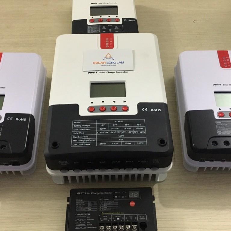 Điều khiển sạc năng lượng mặt trời MPPT- ML2420/ML2430/ML2440