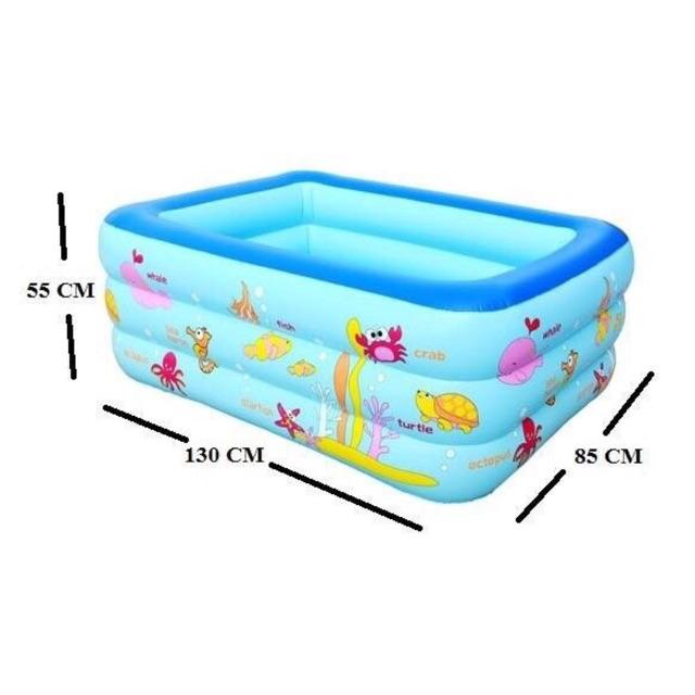 Bể bơi 1m3 3 tầng cho bé - 3085768 , 433109500 , 322_433109500 , 300000 , Be-boi-1m3-3-tang-cho-be-322_433109500 , shopee.vn , Bể bơi 1m3 3 tầng cho bé