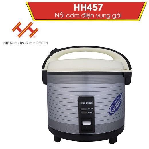 Nồi Cơm Điện Hiệp Hưng HH457 Dung Tích 1.8 Lít, Siêu Bền Cơm Ngon