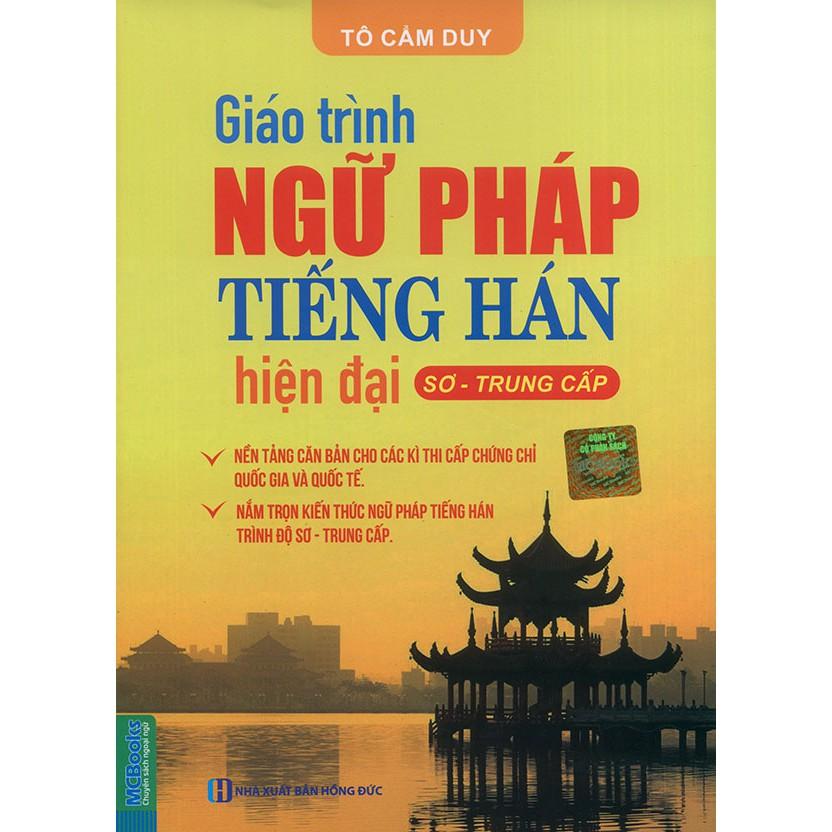 Giáo trình ngữ pháp tiếng Hán hiện đại - Sơ trung cấp - 3423136 , 1032540963 , 322_1032540963 , 110000 , Giao-trinh-ngu-phap-tieng-Han-hien-dai-So-trung-cap-322_1032540963 , shopee.vn , Giáo trình ngữ pháp tiếng Hán hiện đại - Sơ trung cấp