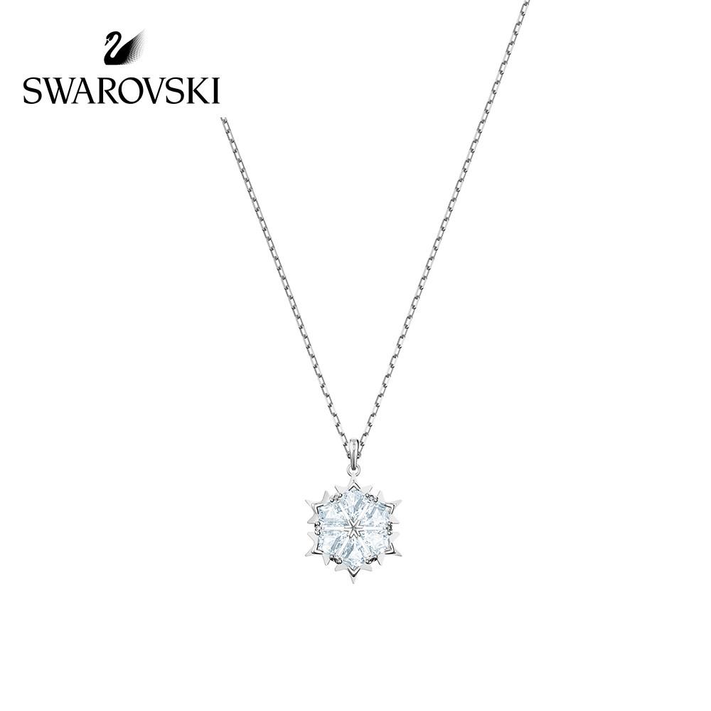 【Tiffa Brand Store】Swarovski MAGIC Beautiful Snowflake Simple and Romantic Charm Wild