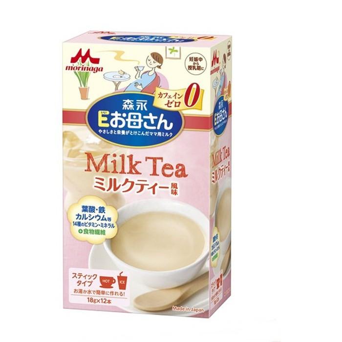 [Date 05.2019] Sữa bầu Morinaga nội địa Nhật Bản vị trà sữa