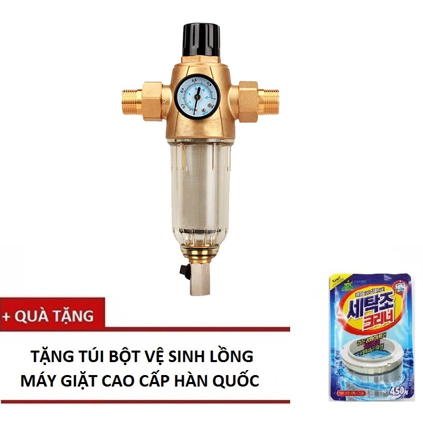 Bộ lọc nước sinh hoạt đầu nguồn LSC3 - Lõi lọc vĩnh cửu + Tặng Túi bột tẩy vệ sinh lồng máy giặt Hàn - 10079398 , 386754733 , 322_386754733 , 1299000 , Bo-loc-nuoc-sinh-hoat-dau-nguon-LSC3-Loi-loc-vinh-cuu-Tang-Tui-bot-tay-ve-sinh-long-may-giat-Han-322_386754733 , shopee.vn , Bộ lọc nước sinh hoạt đầu nguồn LSC3 - Lõi lọc vĩnh cửu + Tặng Túi bột tẩy v