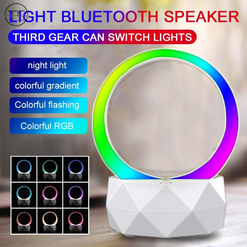 Loa Bluetooth có đèn LED RBG sang trọng