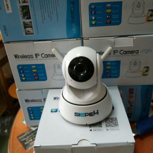 Camera IP 1.3 Siepem 6319 960p siêu nét