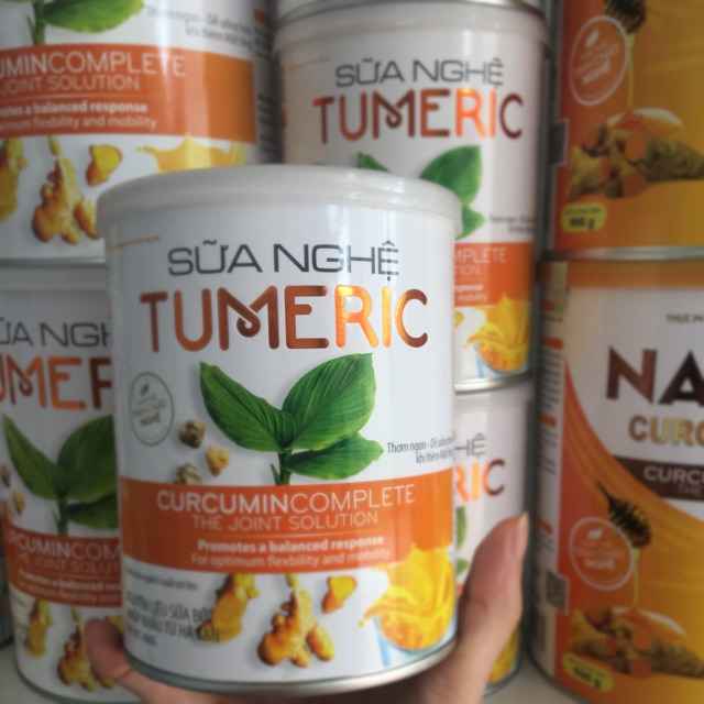 Sữa nghệ Tumeric