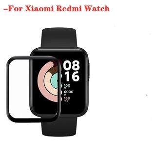 Kính Cường Lực Viền Cong 3d Bảo Vệ Màn Hình Cho Xiaomi Mi Watch Lite