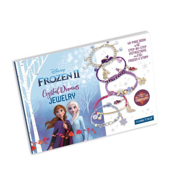 Bộ thiết kế vòng tay Frozen x Swarovski Make It Real 4380MIR