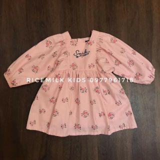 Váy hồng xuất hàn