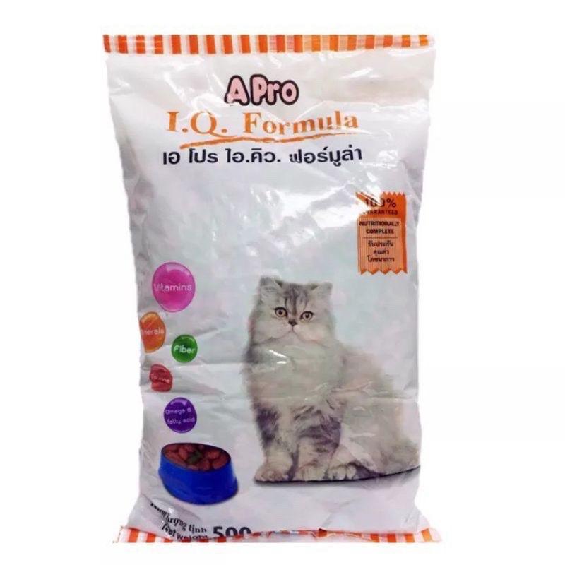 Thức Ăn Mèo Apro 500G