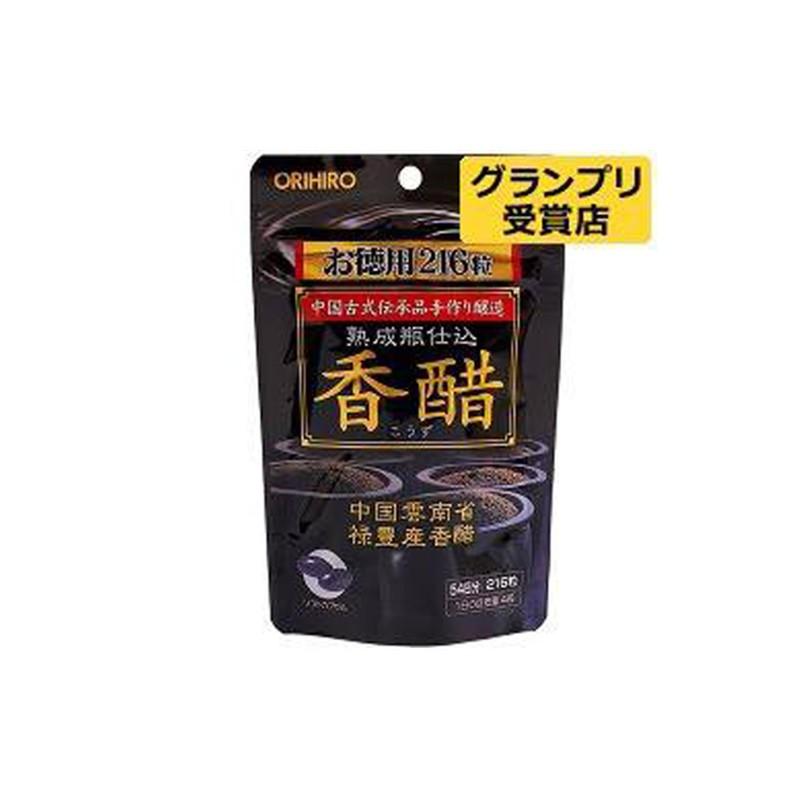 Viên uống dấm đen giảm cân Orihiro Nhật Bản 216 viên (giấm đen) - 3464302 , 805843960 , 322_805843960 , 358000 , Vien-uong-dam-den-giam-can-Orihiro-Nhat-Ban-216-vien-giam-den-322_805843960 , shopee.vn , Viên uống dấm đen giảm cân Orihiro Nhật Bản 216 viên (giấm đen)