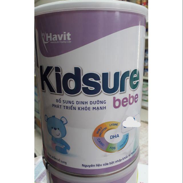 Sữa Havit kidsure bebe 900g - 10007521 , 1029225993 , 322_1029225993 , 420000 , Sua-Havit-kidsure-bebe-900g-322_1029225993 , shopee.vn , Sữa Havit kidsure bebe 900g