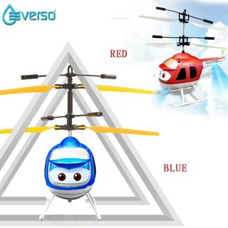 everso Cartoon Helicopter toys