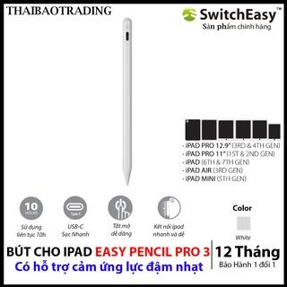 Bút Cảm Ứng Switcheasy EasyPencil Pro 3 Dành Cho iPad