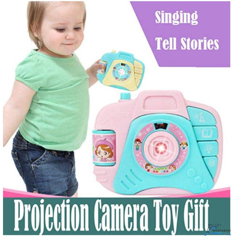 ✯☽Kids Learning Study Toy Simulation Camera Educational Toys