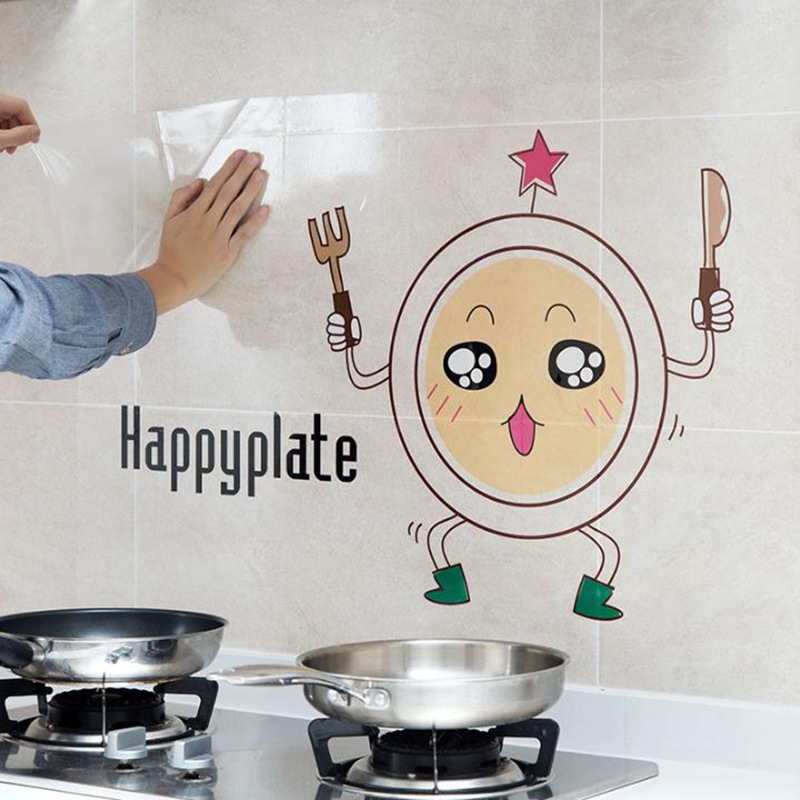 sticker dán tường chống thấm nước