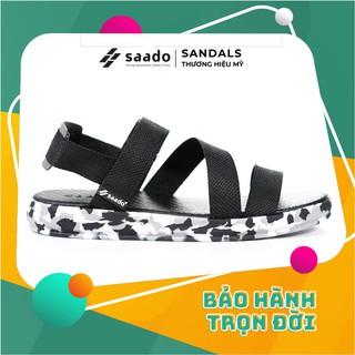 Giày Dép Sandal SAADO - CL01 - BIỆT ĐỘI BÓNG ĐÊM