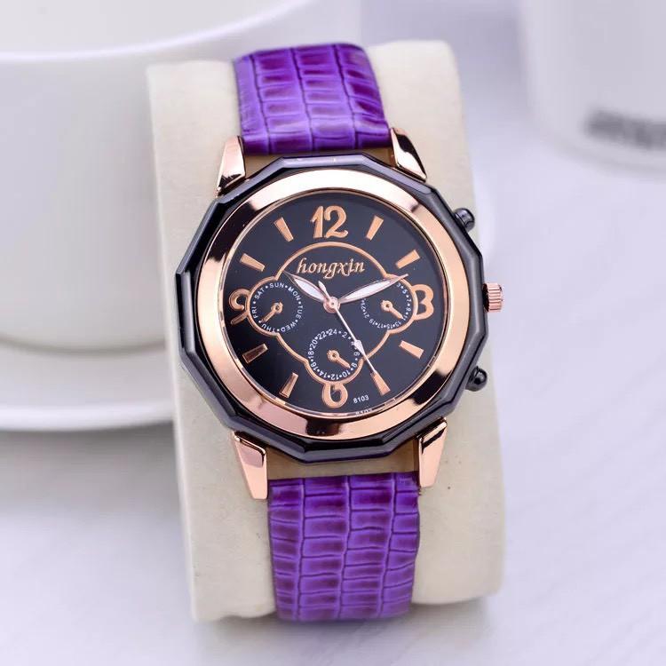 Đồng hồ HONGXIN nam nữ thời trang cá tính, phong cách