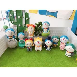 10 Mô Hình Doraemon Mẫu D ( Si 95% )