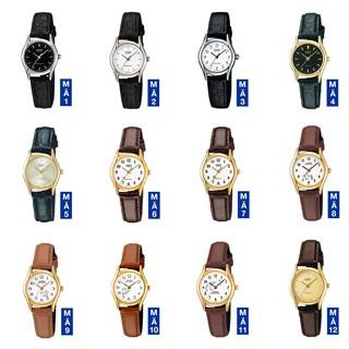 Đồng hồ nữ dây da Casio Standard chính hãng Anh Khuê LTP-1094 Series (23mm)