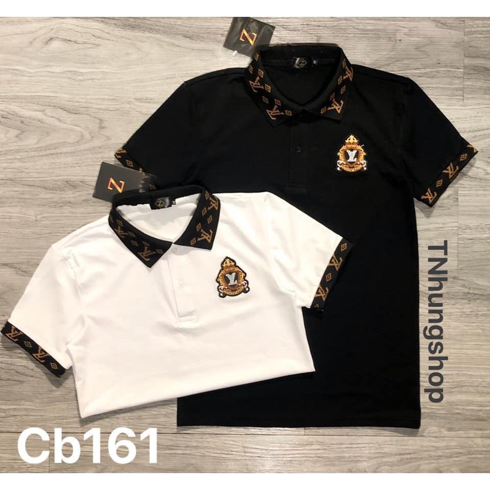 Sỉ áo thun áo phông nam polo ngắn tay có cổ giảm giá Mã cb161 tnhung