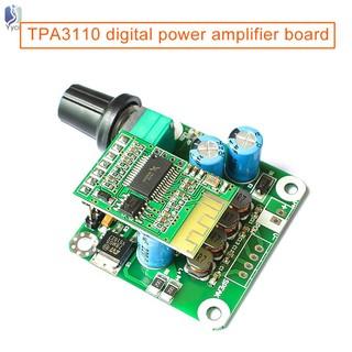 Mạch khuếch đại âm thanh bluetooth 4.2 TPA3110 15W