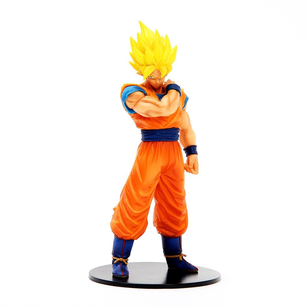 Mô hình nhân vật Banpresto DBZ ROS Vol.1 Son Gokou